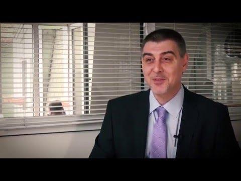 Професия микробиолог – д-р Александър Колевски