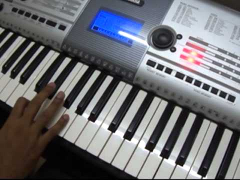 Play in Keyboard - Tamil - Pudhiya Paravai - Paartha Nyaabagam Song