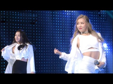 KrieSha Tiu & Jeon Minju|크리샤 츄·전민주, 숨 막히는 무대 장악력 'Problem' 《KPOP STAR 6》 K팝스타6 EP16 (видео)
