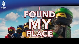 Video Lego Ninjago - Found My Place - Oh, Hush! feat. Jeff Lewis (Official Lyric Video) MP3, 3GP, MP4, WEBM, AVI, FLV Juli 2018