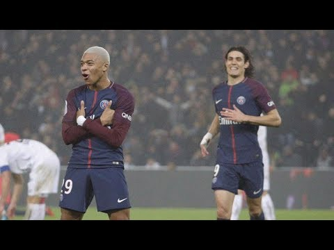 PSG 3 - 1 CAEN | All goals And Extended Highlights 21/Dec/2017