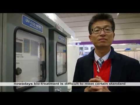 Ecotech Engineering Korea : Wastewater Treatment System - Using Electrolysis Reactor