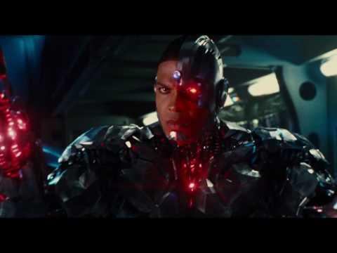 - Spot TV Cyborg Teaser (Anglais)