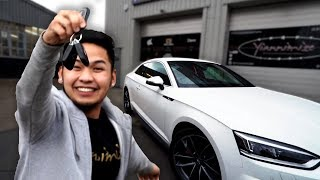 Video Yianni Surprises Mark with New Car MP3, 3GP, MP4, WEBM, AVI, FLV April 2018