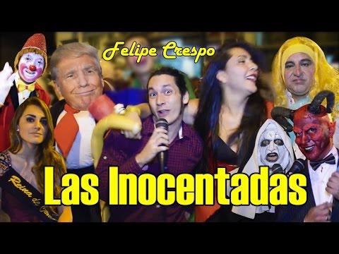 INOCENTADAS DE CUENCA