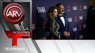 Comentario despectivo de Sergio Goyri a Yalitza Aparicio   Al Rojo Vivo   Telemundo