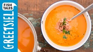 SHRIMP BISQUE Soup Recipe | Bart's Fish Tales by Bart's Fish Tales