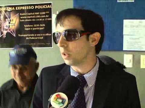 Delegado fala sobre captura de assaltantes de banco em Afonso Cunha