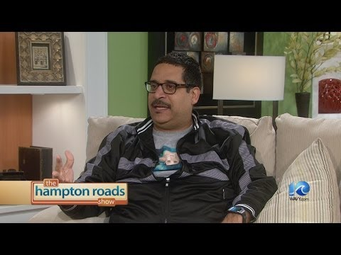 Comedian Erik Griffin on THRS