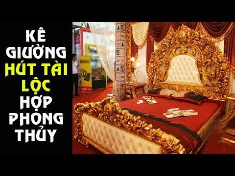 Phong Thủy Phòng Ngủ: Kê Giường Kiểu Này Vừa Ngủ Ngon Vừa Hút Tài Lộc Thịnh Vượng Tiền Về Ào Ạt
