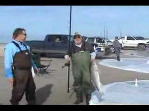 Striped Bass Fishing – OBX, NC 2006