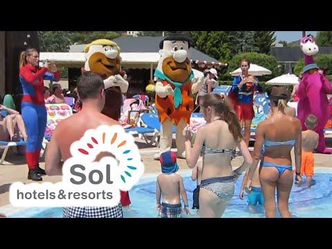 Sol Mirlos Tordos - Flintstones Dance