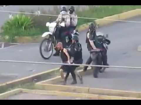Venezuela, ragazzo abruzzese massacrato dalla polizia VIDEO