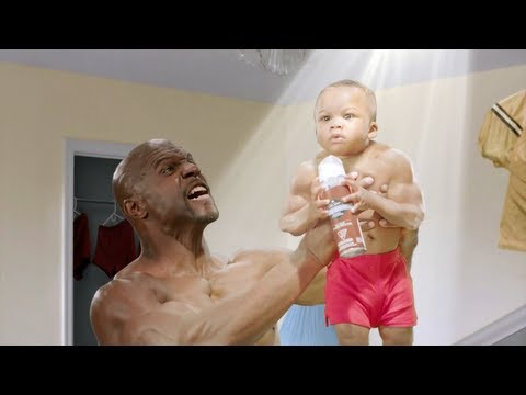 crews - These are massive and super funny! http://www.oldspice.com Baby http://www.youtube.com/watch?v=EWoXQUSI65I Shave http://www.youtube.com/watch?v=UpKd1WQAscA A...