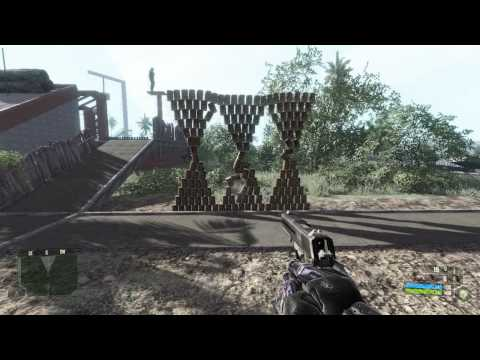 bloodspiller20 - Me playing some physics maps in crysis. All settings are on Very High. This video is recorded with fraps on 1280x720 (720p). Pc setup used in this video: Q66...