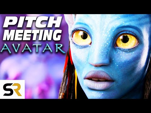Avatar Pitch Meeting