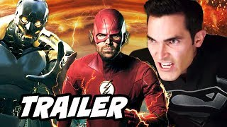 The Flash Elseworlds Trailer 2 and Reverse Flash Scene Explained