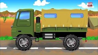 Video Tentara Truk-Mobil garasi | Kartun untuk anak | Populer Anak Video | Army Truck | Car Garage MP3, 3GP, MP4, WEBM, AVI, FLV Oktober 2017