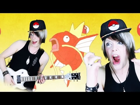 Video The Magikarp Song - Pokémon (Metal Version) | Cover by Endigo download in MP3, 3GP, MP4, WEBM, AVI, FLV January 2017