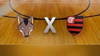 ✰ Brasília 82 X 70 Flamengo ✰ NBB 2012/2013  Melhores Momentos
