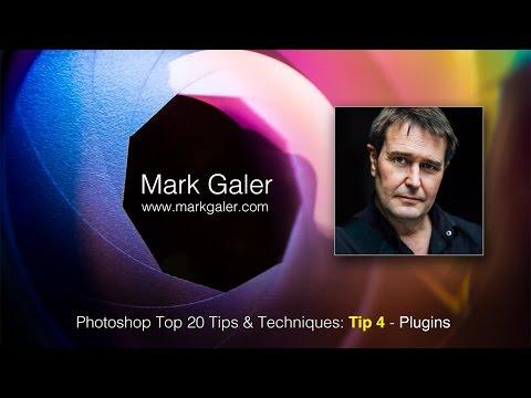 Photoshop CC Top 20 Tips & Techniques Tip 4 - Plugins
