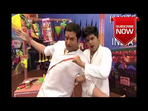 Funny Spoof of Karan Arjun by Krishna, Sudhesh and Bharti Laughter Challenge India