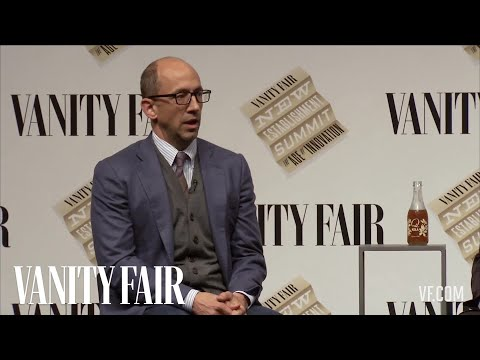 Jeremy Elkin - Costolo spoke with the Aspen Institute's Walter Isaacson at Vanity Fair's New Establishment Summit. Subscribe for more Vanity Fair videos: http://vnty.fr/1yN...