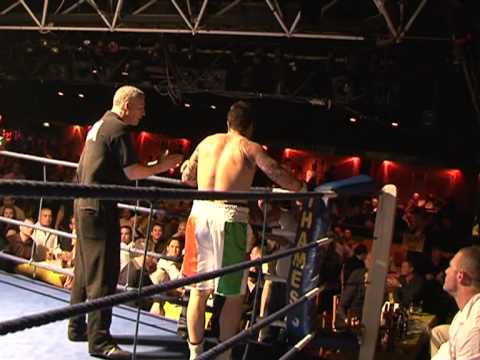 www.unlicensedboxing.com – Prize Ring Fight – Peter Knight v Paul Braddock