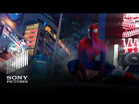 0 The Amazing Spider Man 2 – Times Square New Years Eve Celebration Preview | Video