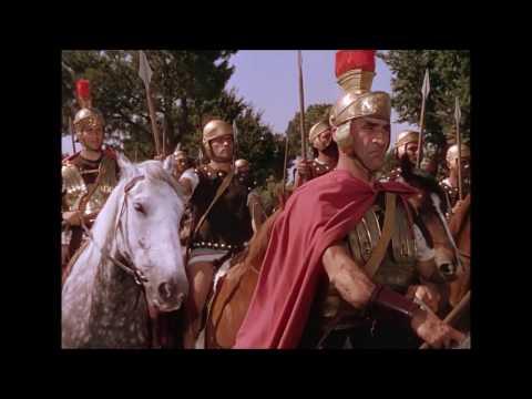Quo Vadis Opening Scene - Robert Taylor, Deborah Kerr