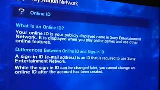 How to make a PSN ID account (Ps3)