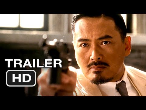 Let The Bullets Fly Official Trailer #1 - Chow Yun-Fat Movie (2012) HD