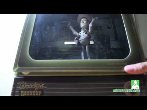 0 Toy Review: D23 Woody Exclusive Figure