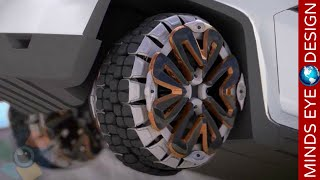 Video 5 INCREDIBLE TIRE DESIGN INNOVATIONS & THE EVOLUTION OF TIRES #2 MP3, 3GP, MP4, WEBM, AVI, FLV Agustus 2017