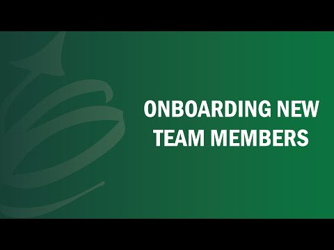 Onboarding New Team Members - Remote Leadership Institute