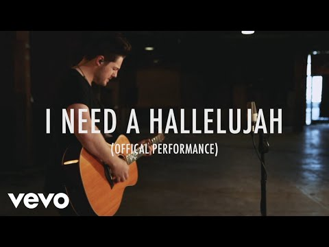 Austin French - I Need a Hallelujah (Official Performance)