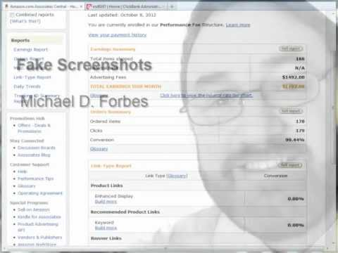 Who Can You Trust Online? Fake Screenshots Revealed!