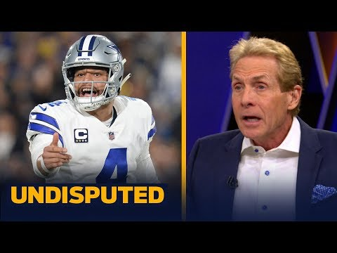Skip Bayless reacts to the Dallas Cowboys' Divisional Round Playoff loss to Rams | NFL | UNDISPUTED