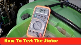10. How to Test a Stator Arctic Cat 650h1 DIY