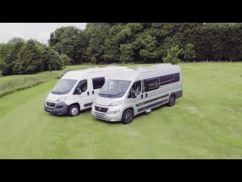 Autocruise Select Motorhomes 2017 video thumbnail