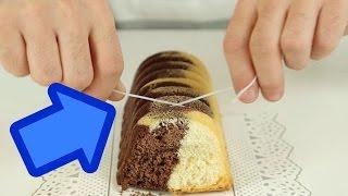 Bıçak Yoksa Kek Nasıl Dilimlenir?