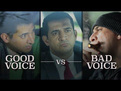 ZŁY głos vs DOBRY głos