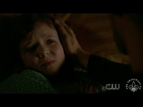 The Originals 4x04 Klaus offers to take Hope anywhere around the world