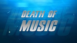 Hard Grime Beat Instrumental - 2014 New *Death Of Music* Grime Beat w/ Hook (Prod By @SWATTeamBeatz)