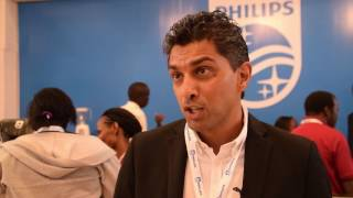 Medic East Africa 2016 - Poovasen Chetty, Health Systems Leader, Philips East Africa, Kenya