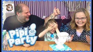 ★★★★ ICH BIN DIE INFOBOX ★★★★ Heute stellen wir euch das Spiel Pipi Party von Hasbro vor.Gibt es z.B. bei Amazon: http://amzn.to/2ucWiaB **❤️ Wenn euch unsere Videos gefallen, freuen wir uns über einen Daumen nach oben 👍 und ein Abo von euch (kostenlos): https://www.youtube.com/user/Spielzeugtester1 und nicht vergessen das Glöckchen anzuklicken, damit ihr keins unserer Videos verpasst. Hier findet ihr uns:💙 FACEBOOK: https://www.facebook.com/Spielzeugtester/📸 INSTAGRAM: https://www.instagram.com/die.spielzeugtester/👻 SNAPCHAT: MissKuschi😃 MISSKUSCHI: https://www.youtube.com/c/MissKuschi (Mamas Kanal)♥ ♥ ♥ ♥ ♥ ♥ ♥ ♥ ♥ ♥ ♥ ♥ ♥ ♥ ♥ ♥ ♥ ♥ ♥ ♥ ♥ ♥ ♥ ♥ ♥ ♥ ♥ ♥ ♥ ♥ ❤️ Unser Postfach für Briefe:Die SpielzeugtesterPostfach 220125438 TorneschWer eine Autogrammkarte haben möchte, nimmt bitte einen Briefumschlag, schreibt vorne leserlich seine Adresse drauf, klebt eine Briefmarke auf (Briefporto) und steckt diesen Umschlag gefaltet in einen anderen Umschlag - da bitte auch eine Briefmarke aufkleben und unsere Postfach Adresse angeben. Bei Briefen ins Ausland bitte internationalen Antwortschein beilegen.Ab damit zum Briefkasten und ein wenig Geduld haben. :o)♥ ♥ ♥ ♥ ♥ ♥ ♥ ♥ ♥ ♥ ♥ ♥ ♥ ♥ ♥ ♥ ♥ ♥ ♥ ♥ ♥ ♥ ♥ ♥ ♥ ♥ ♥ ♥ ♥ ♥ 🌟 Unsere YT-Ausstattung:Kamera 1: http://amzn.to/2kpCtb5 **Kamera 2: http://amzn.to/2kpiARG **Vlogging-Kamera: http://amzn.to/2kyc3Dx **GoPro Hero5: http://amzn.to/2qgaca7 **Activeon Actioncam: http://amzn.to/2puhNne **Leuchten: http://amzn.to/2kyfOZx **Schneideprogramm: http://amzn.to/2kpmHNn **❤️ Häufige Fragen:Wie alt ist Hannah? - 5Wann hat sie Geburtstag? - 08.08.2011Kommt Hannah 2017 in die Schule? - JaWie heißt die Mama? - SandraWie viele Tiere habt ihr? - 1 Hund, 2 Katzen, 4 VögelWas sind Flummy und Sabi für eine Rasse? - PerserHat Hannah nicht ein Hochbett? - Ja, das steht auf der anderen Seite.Hat Hannah einen Fernseher? - Ja, ab und zu darf sie darauf etwas fernsehen.Könnt ihr mich mal grüßen? - Leider nein, weil sonst alle anderen auch gegrüßt werden möc