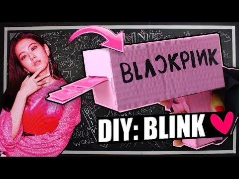 DIY PARA BLINK BLACKPINK ¡FÁCILES  Y BONITAS IDEAS!  POP-UP STORE