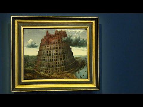 Έκθεση με έργα του Πίτερ Μπρίγκελ στο Μουσείο Ιστορίας της Τέχνης στη Βιέννη…