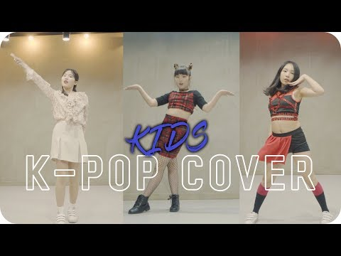 [비올레타, I'm So Hot, 킬디스러브]K-POP 케이팝 메들리! l KIDS l k-pop cover l Dope Dance Studio