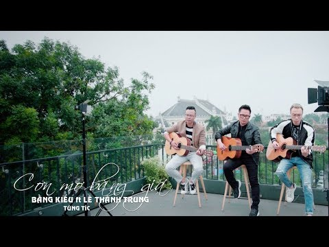 Cơn Mơ Băng Giá (Acoustic Version) - Bằng Kiều ft Lê Thành Trung ft Tùng Acoustic [Music Video] - Thời lượng: 4 phút, 35 giây.